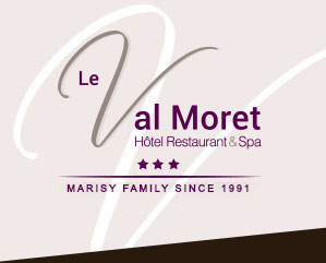 The Val Moret : Hotel Restaurant in the Aube